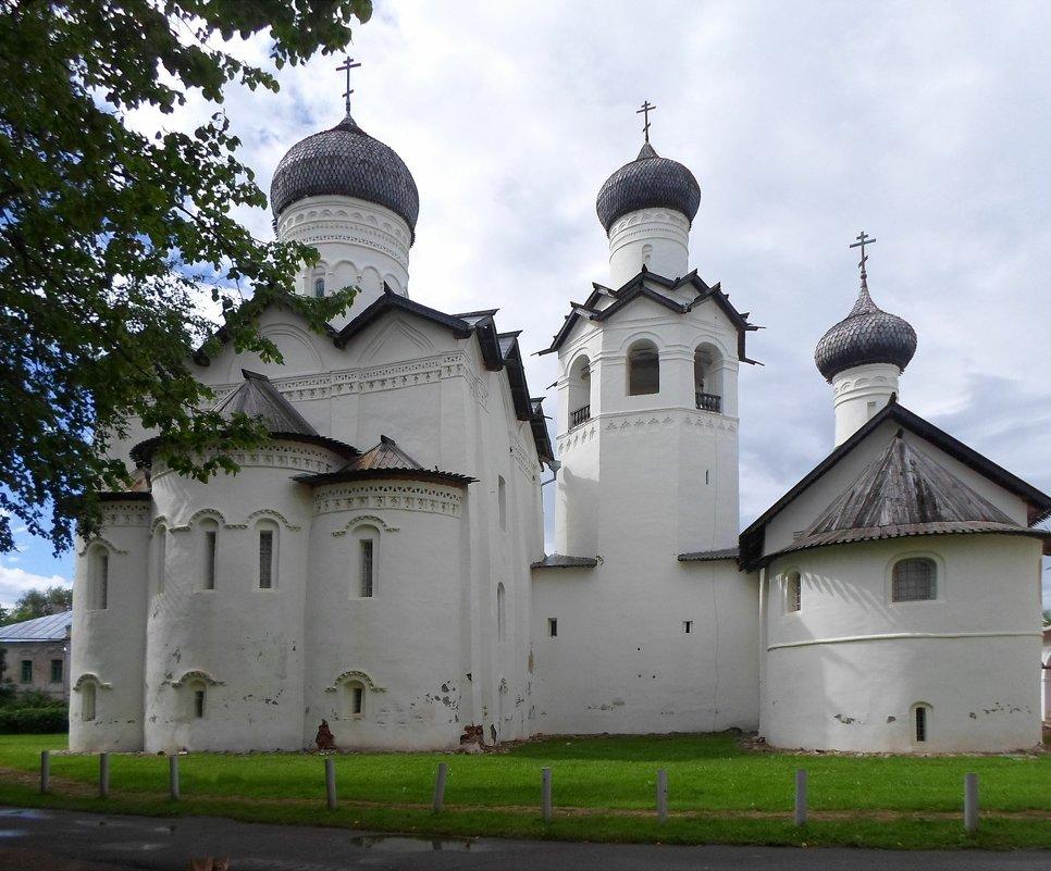 Старорусский Спасо-Преображенский мужской монастырь - Елена Павлова (Смолова)