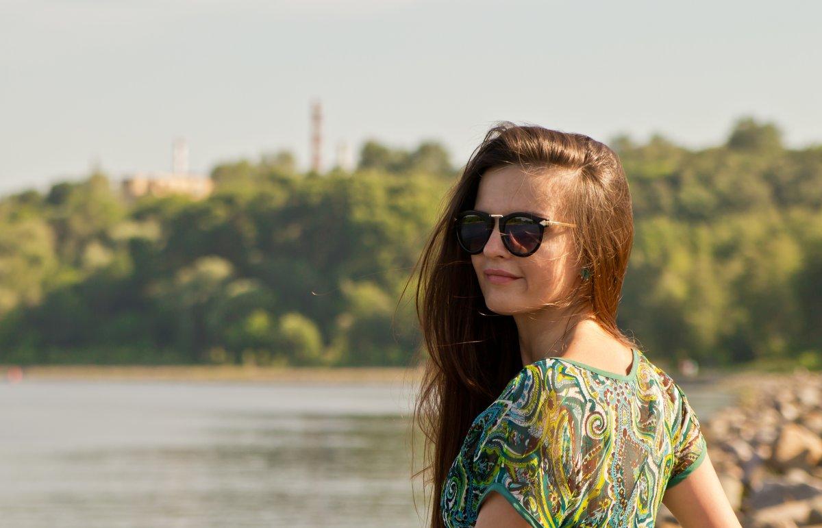 Съемка в Коломенском - Александр Род