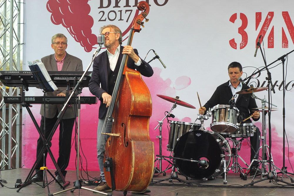 """Из серии """"Музыка и музыканты""""-1 - Владимир Насыпаный"""