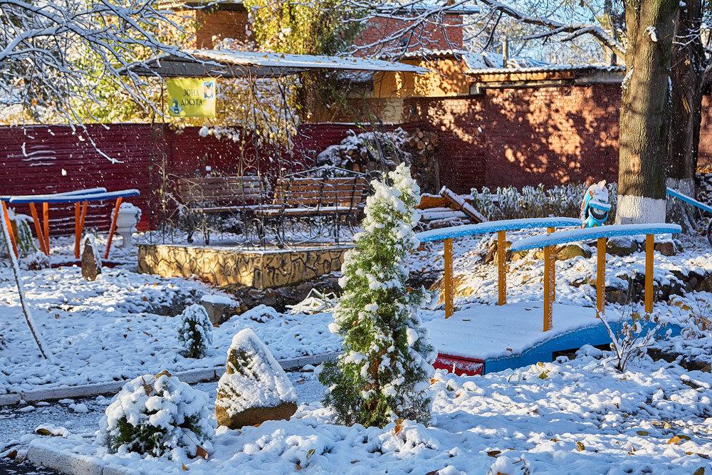 Первый снег - Николай Николенко
