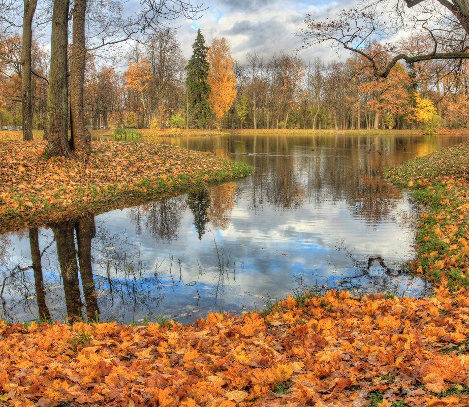 Осень - Сергей Григорьев