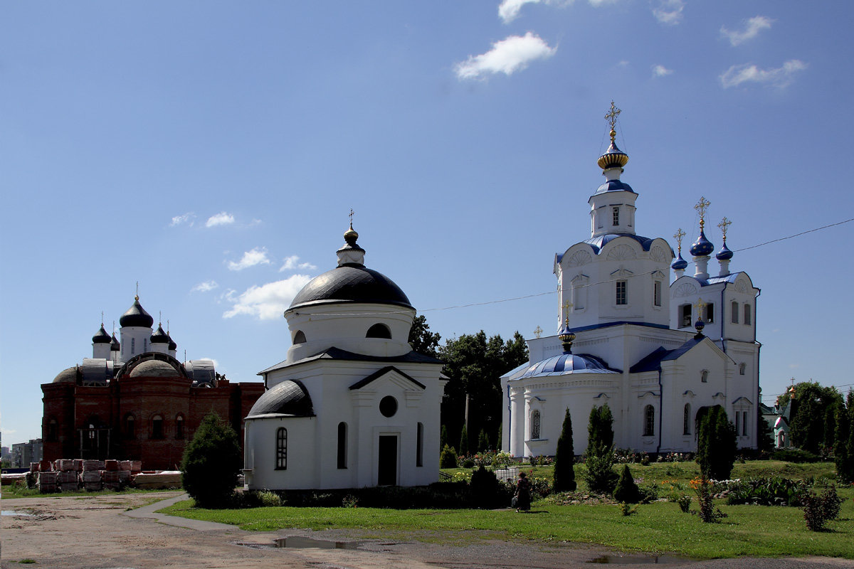 Храмы Успенского монастыря. Орел - MILAV V