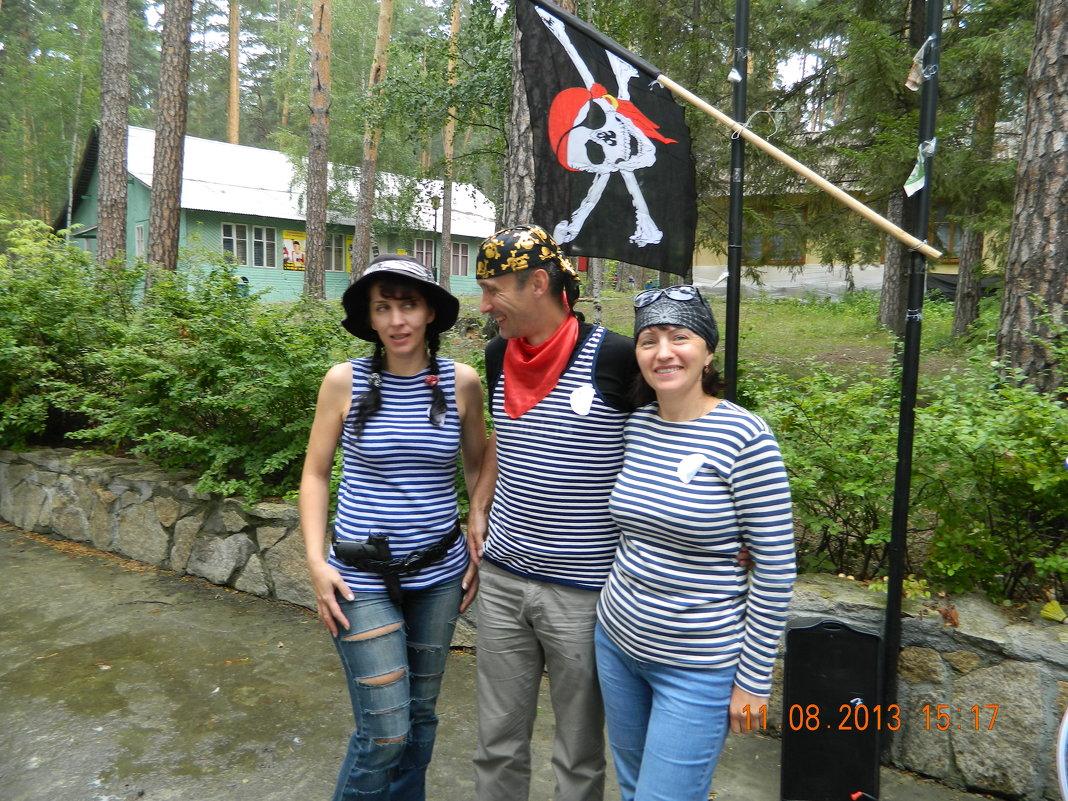 Пираты, век воли не видать - Сергей Антипин