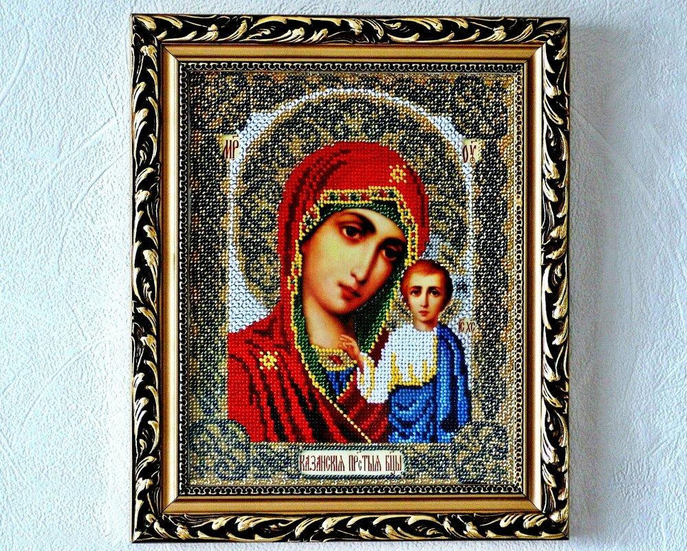 Казанская икона Божией Матери - Marina Pavlova