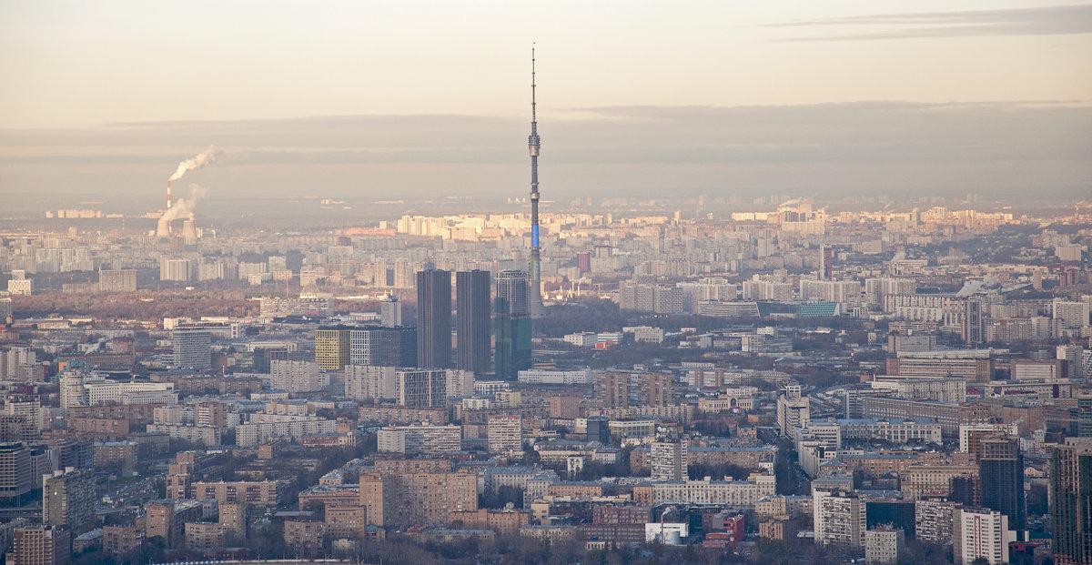 Москва - Олег Савин