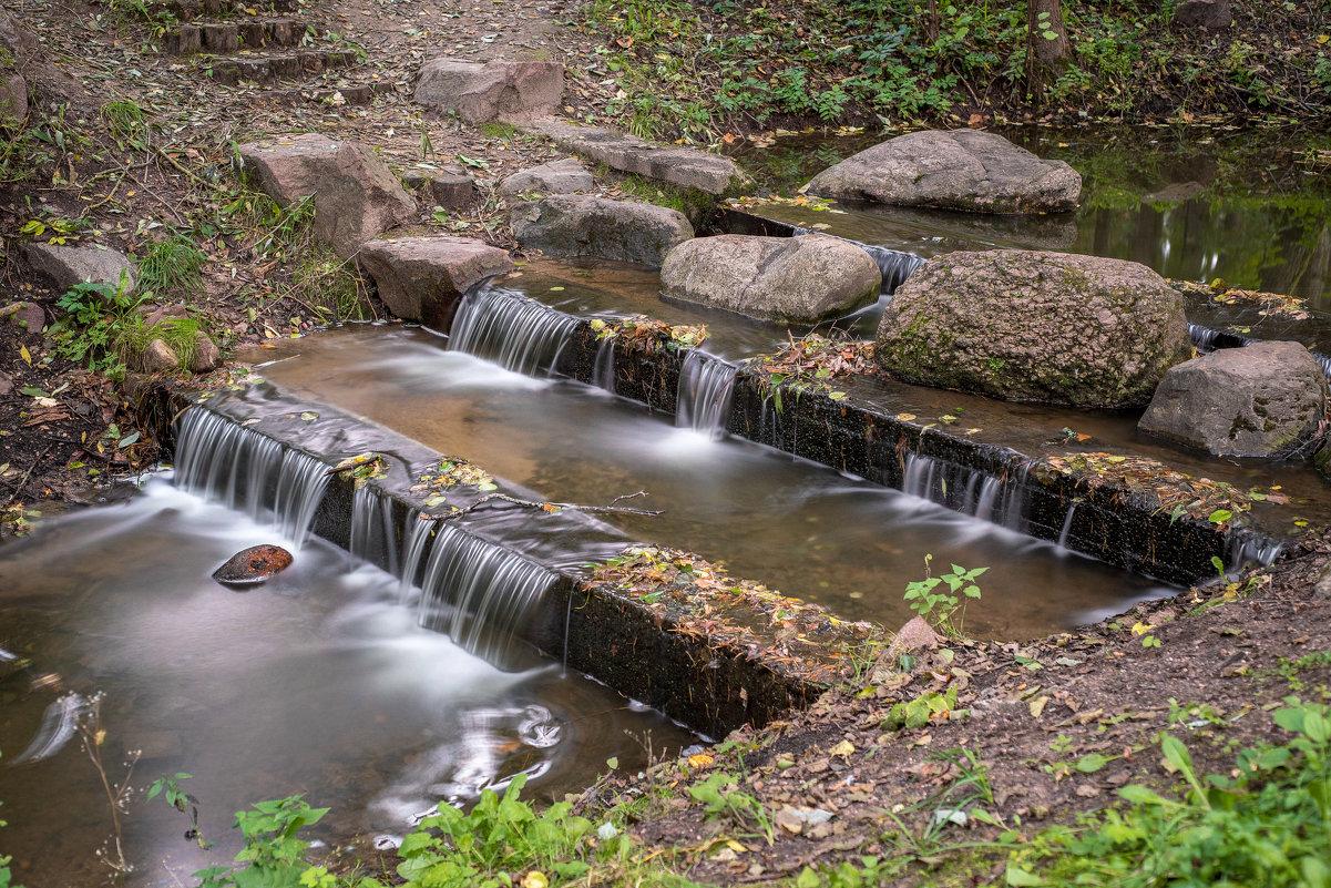 Водопадики в Дроздах - Pavel Shardyko