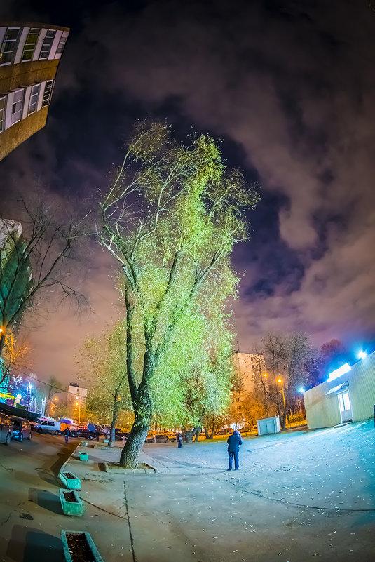 Москва, метро Коломенская - Игорь Герман