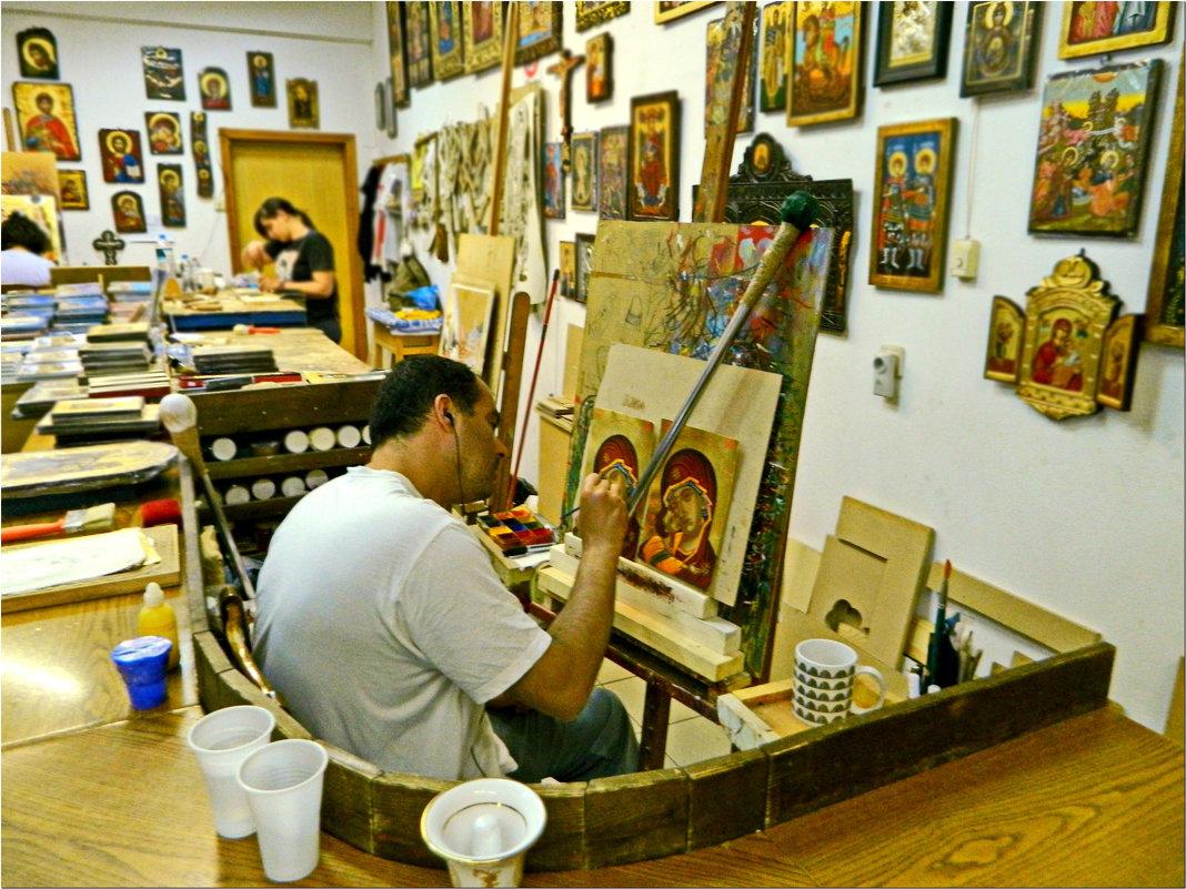 Иконописец - Андрей K.