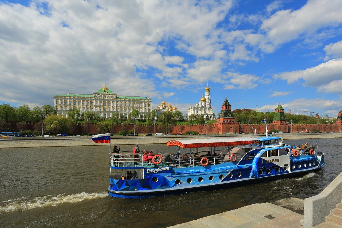 Москва-Река - ninell nikitina