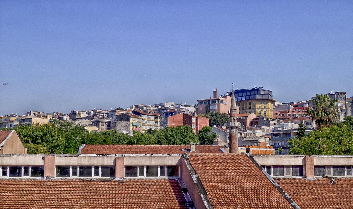 Стамбул. Вид из окна. - Alex