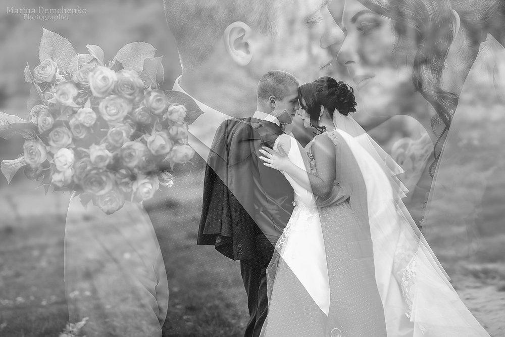 Любовь...которая объединила два сердца - Марина Демченко