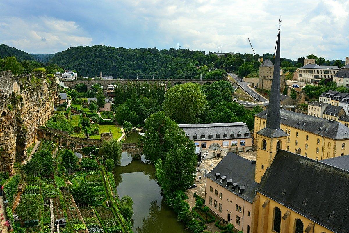 Люксембург - Николай