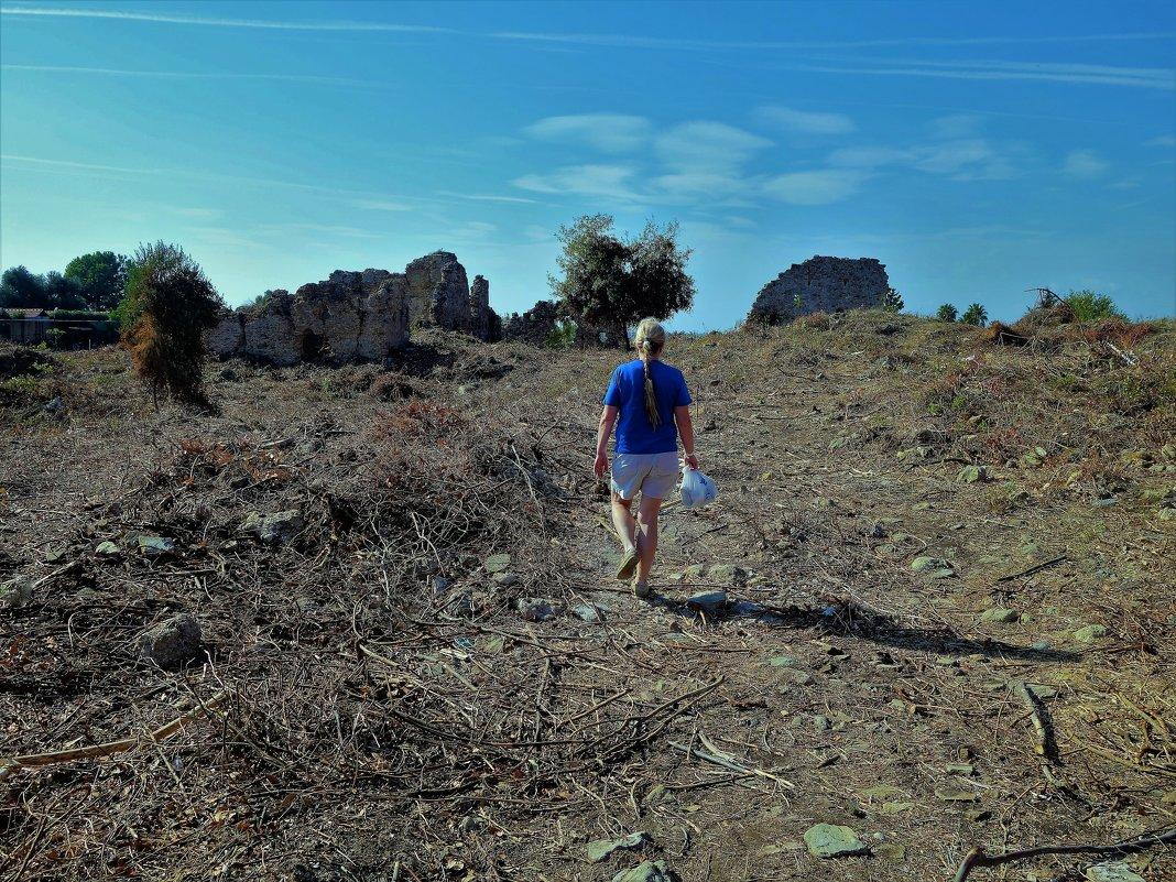 На древней земле античного Сиде... - Sergey Gordoff
