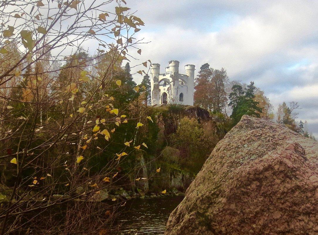 старый замок - Елена