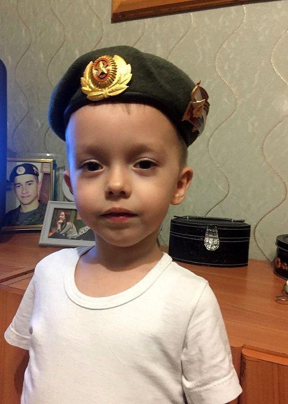 Буду военным , как брат ! - Мила Бовкун
