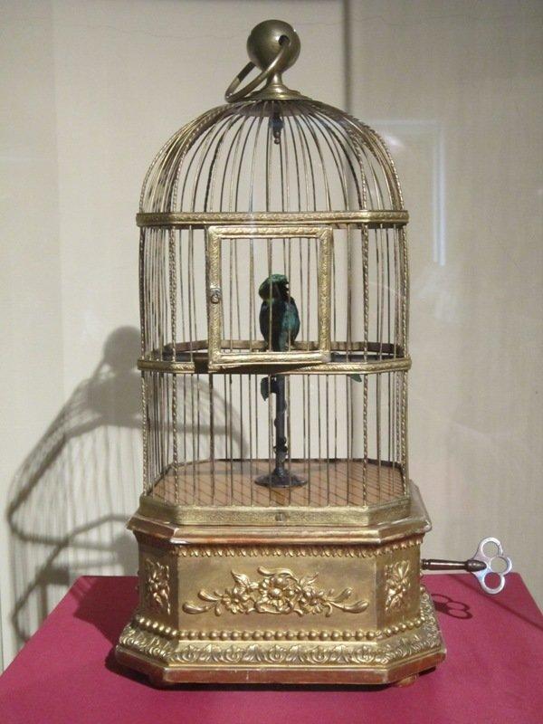 Заводная птичка в клетке - Дмитрий Никитин
