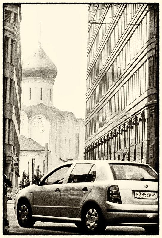 На Лесной Староверческий Храм...Москва - Юрий Яньков