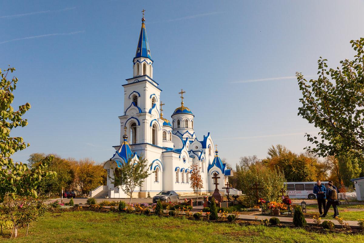 Храм - Oleg Akulinushkin