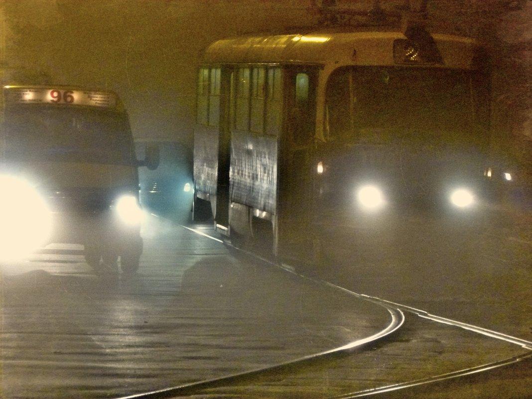 туман1 - Дмитрий Потапов