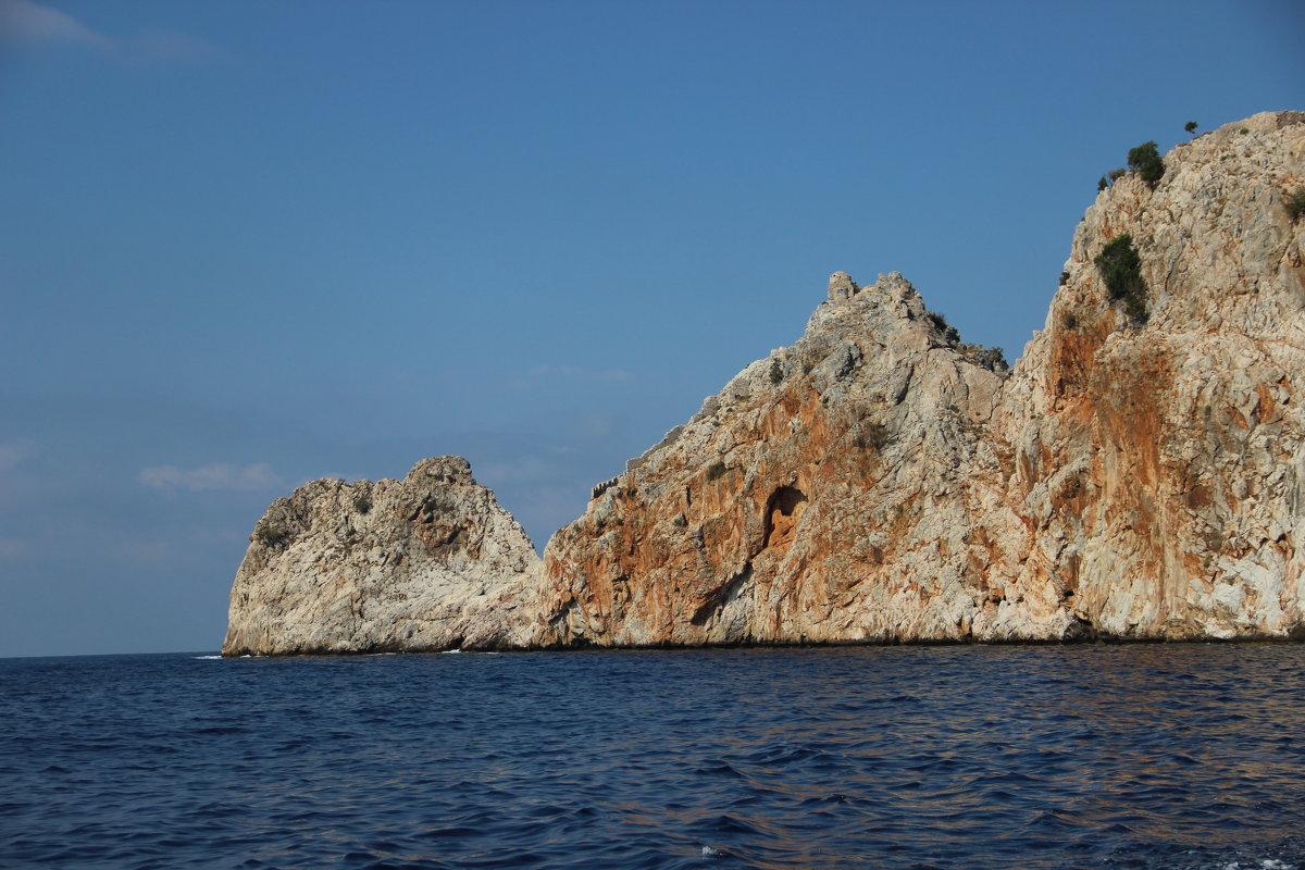 горы в море - андрей шилов