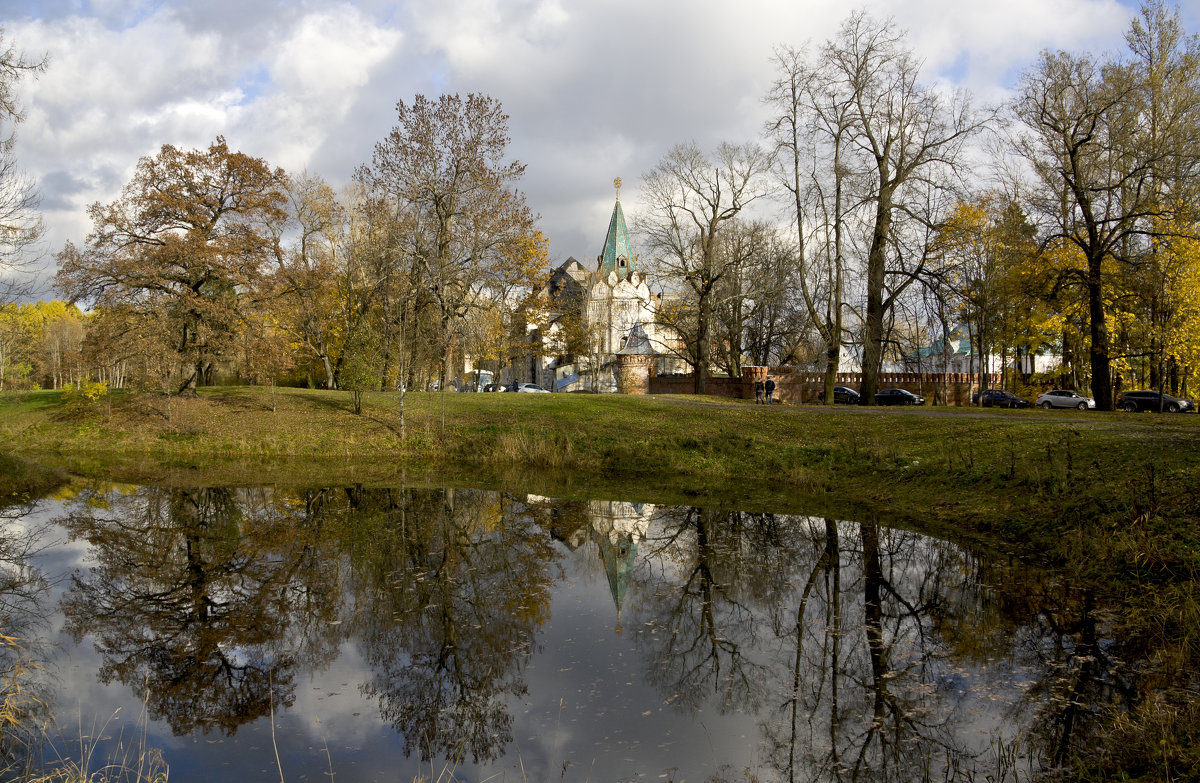 Осень в Федоровском городке. - Татьяна Петранова