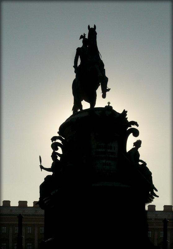 Санкт-Петербург.Памятник Николаю I - Galina Belugina