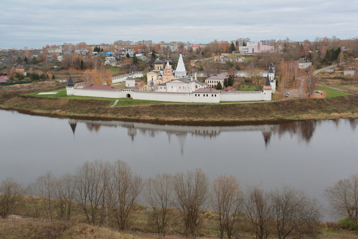 Г Старица,Святоуспенский монастырь - ninell nikitina