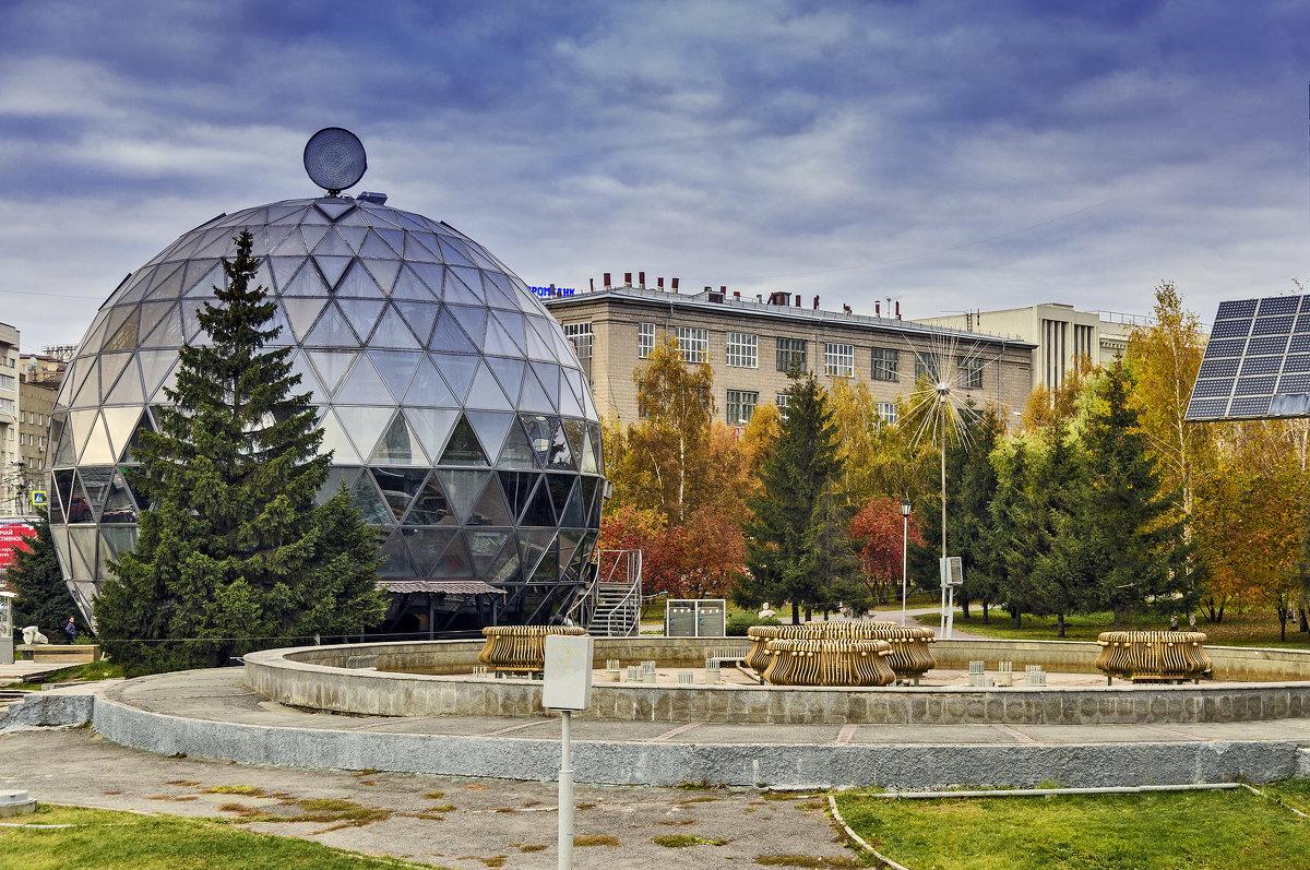 Центр Новосибирска - Viacheslav Birukov
