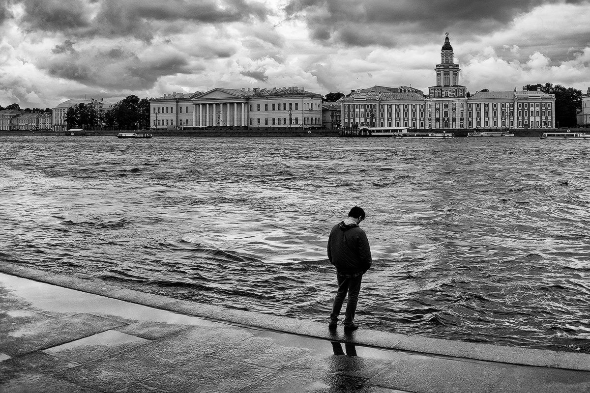 Одиночество в большом городе - Оксана Лада
