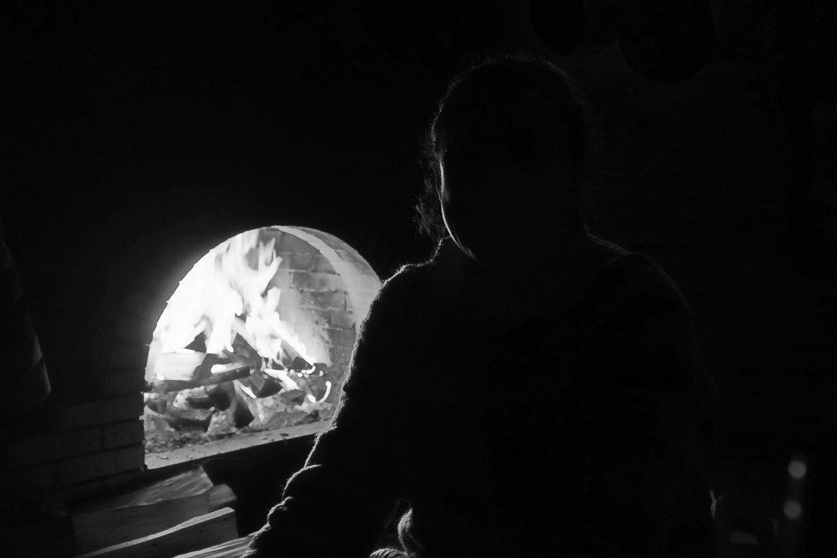 Портрет с огоньком - M Marikfoto