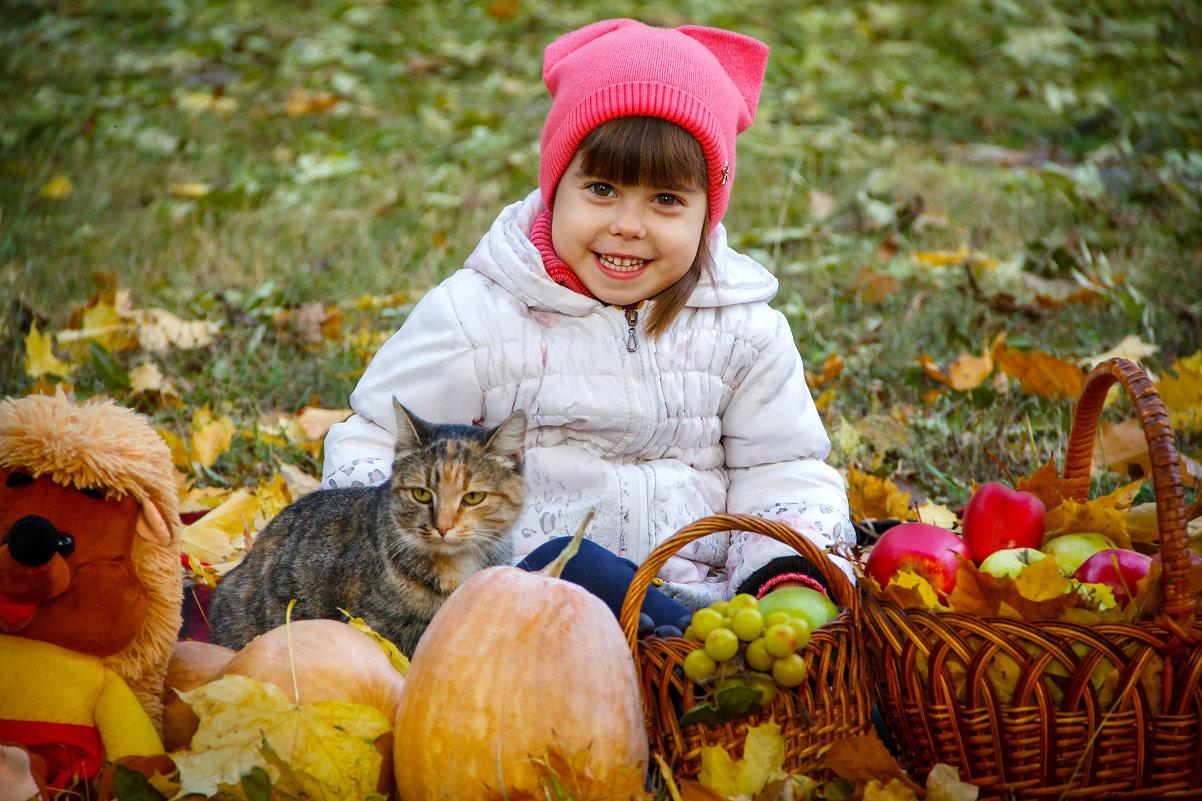 Осенний натюрморт) - Лилия Масло