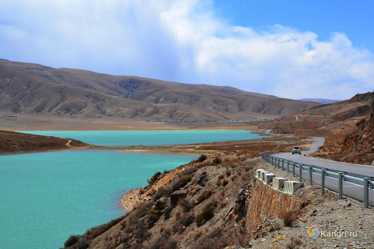 Озеро в Тибете - Tengri K.