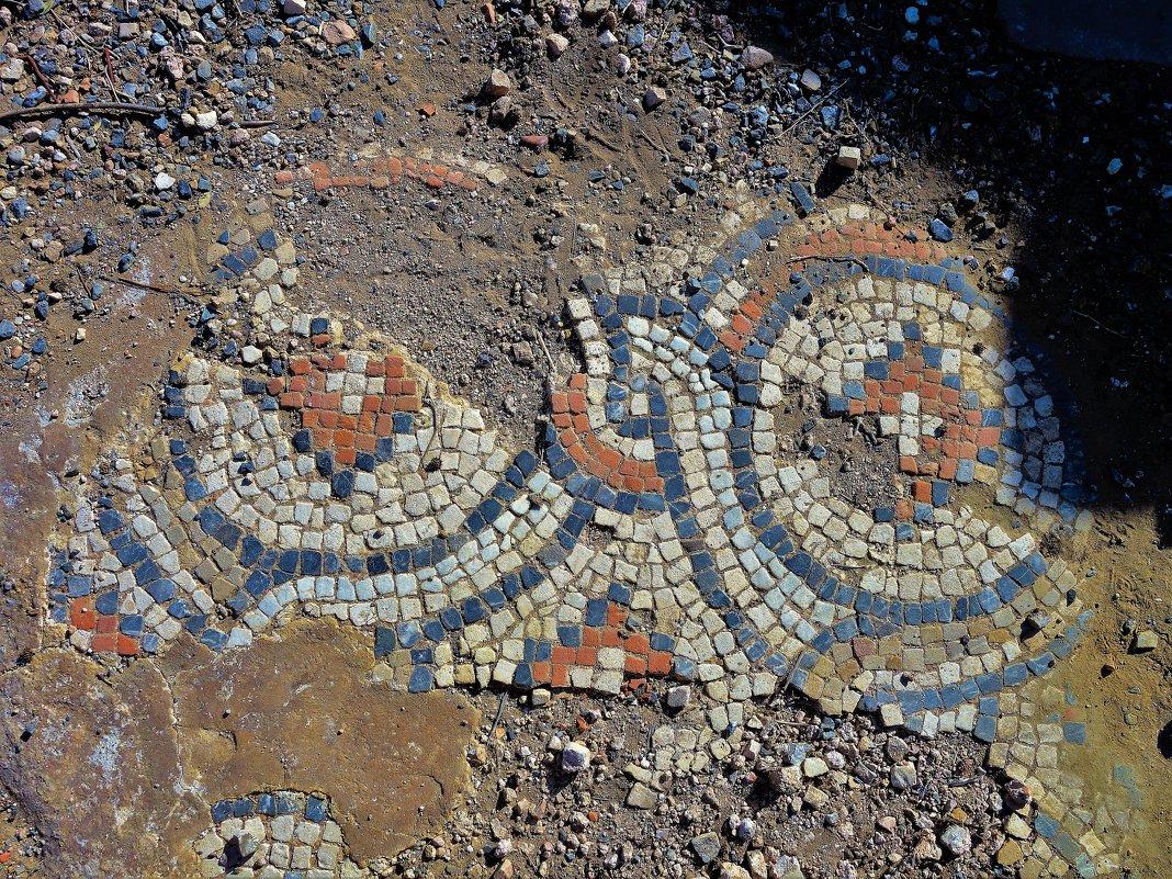 Античная мозаика... - Sergey Gordoff