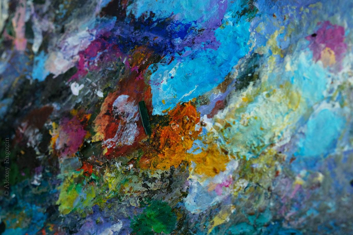 краски устроили революцию - StudioRAK Ragozin Alexey