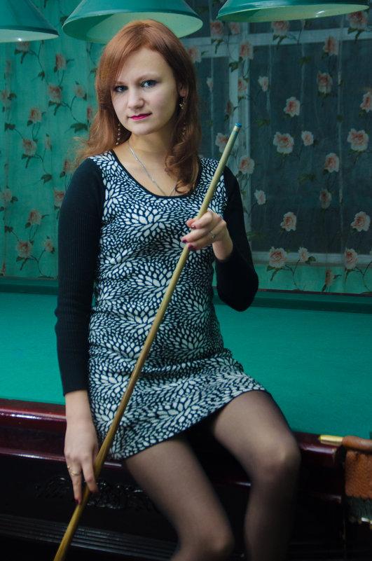 В бильярде - Дмитрий Фотограф