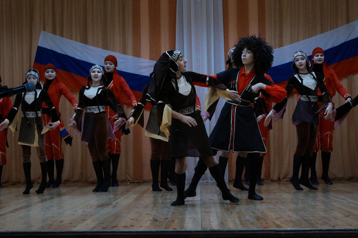 танец - Сергей