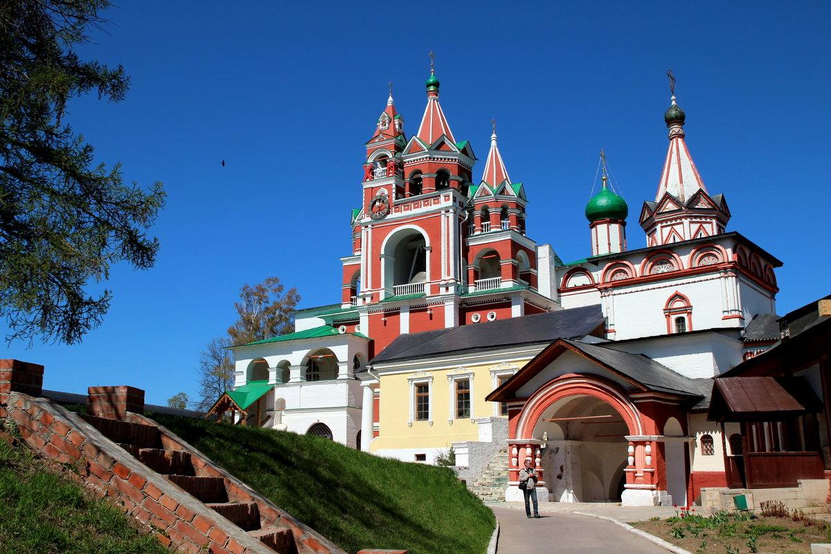 Саввино-Сторожевский монастырь - tatiana