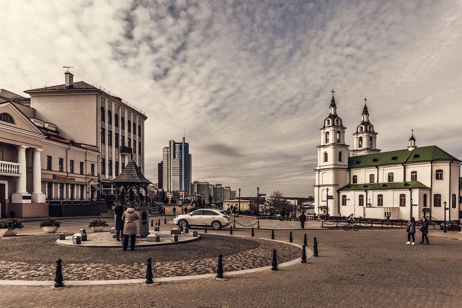 Городской пейзаж. Минск - GeraS | Photo