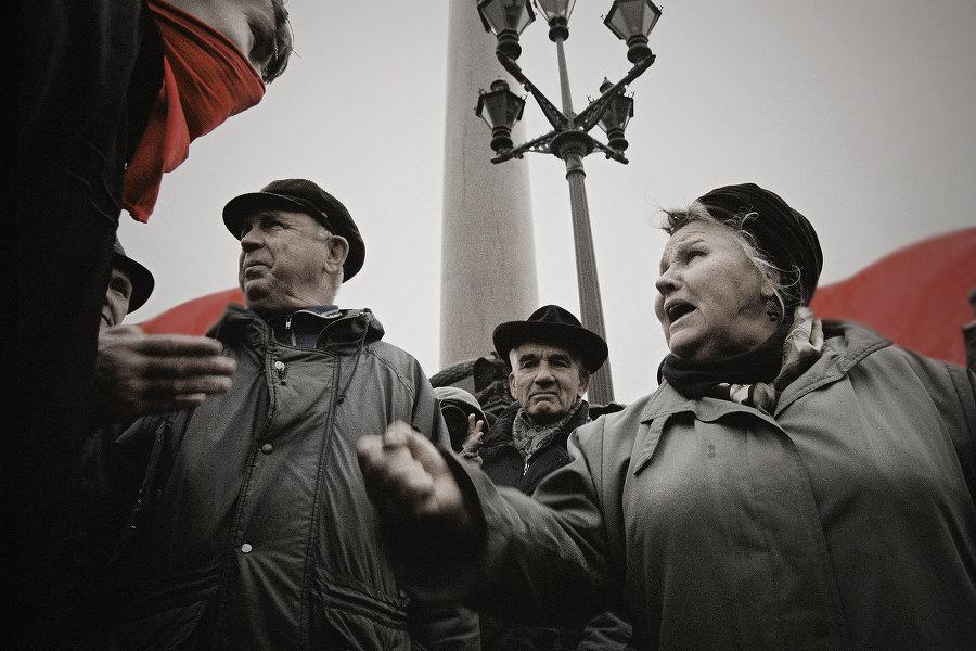 Последнее 7 ноября / 90 -е / - Цветков Виктор Васильевич