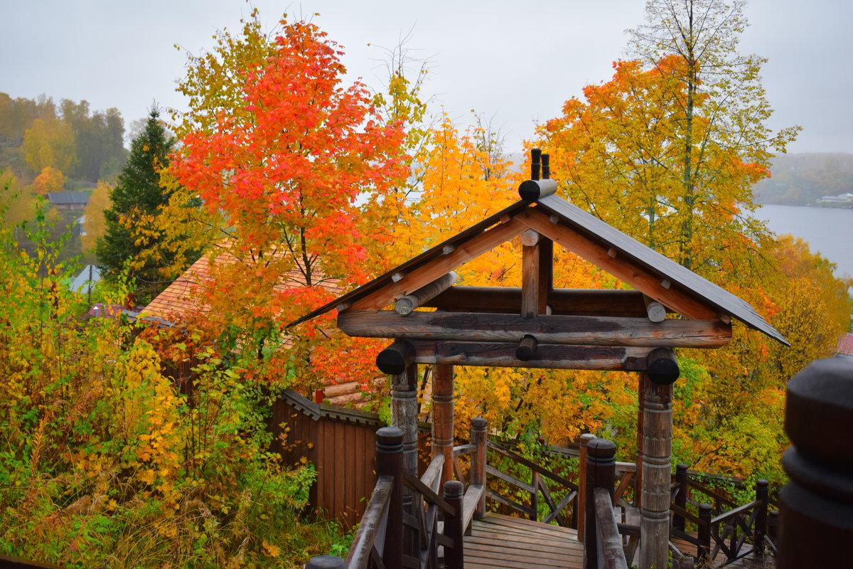 Осень в Плесе - Марина Богданова