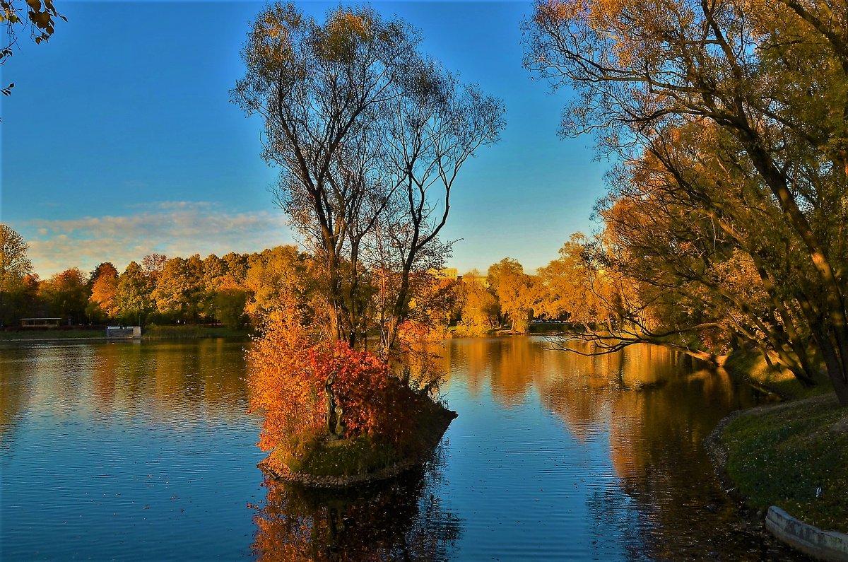 Волшебный остров... - Sergey Gordoff