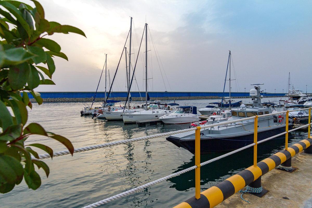 Имеретинский порт, Сочи - Алексей Лейба