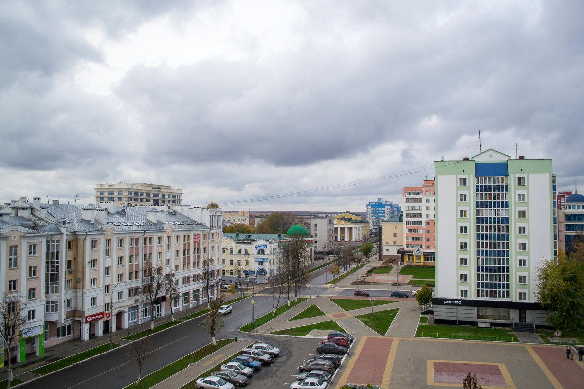 Экскурсия по осеннему Саранску 4 - Евгений Ломтев