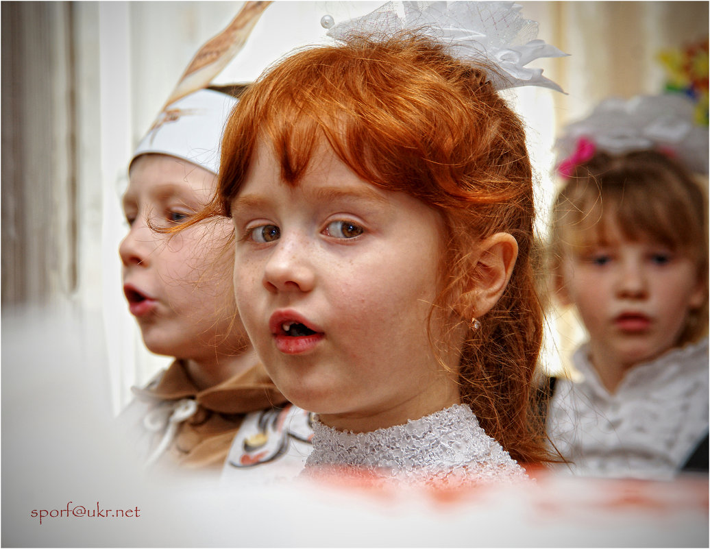 Оранжевые дети - Сергей Порфирьев