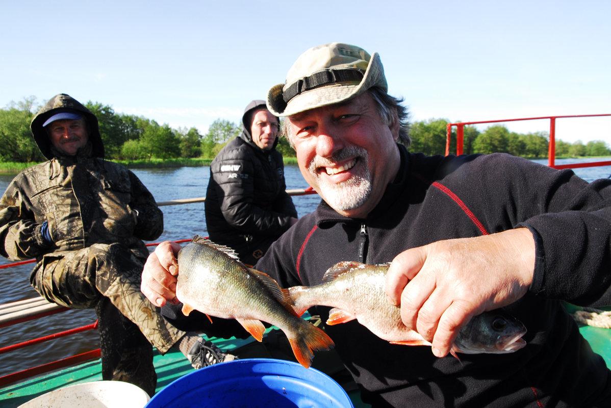 ... удачная рибалка, 2 - Kostas Slivskis