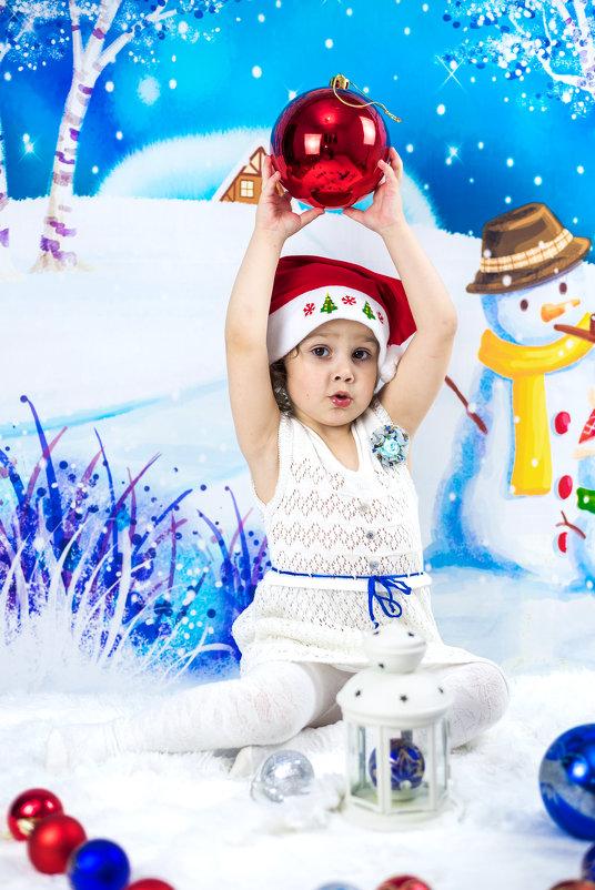 Зимняя сказка - Екатерина
