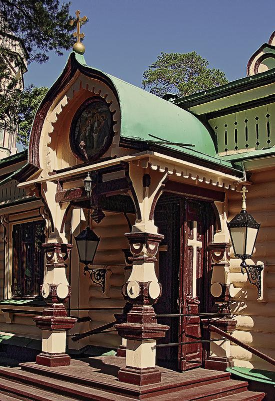 Врата в  храм - Nikolay Monahov