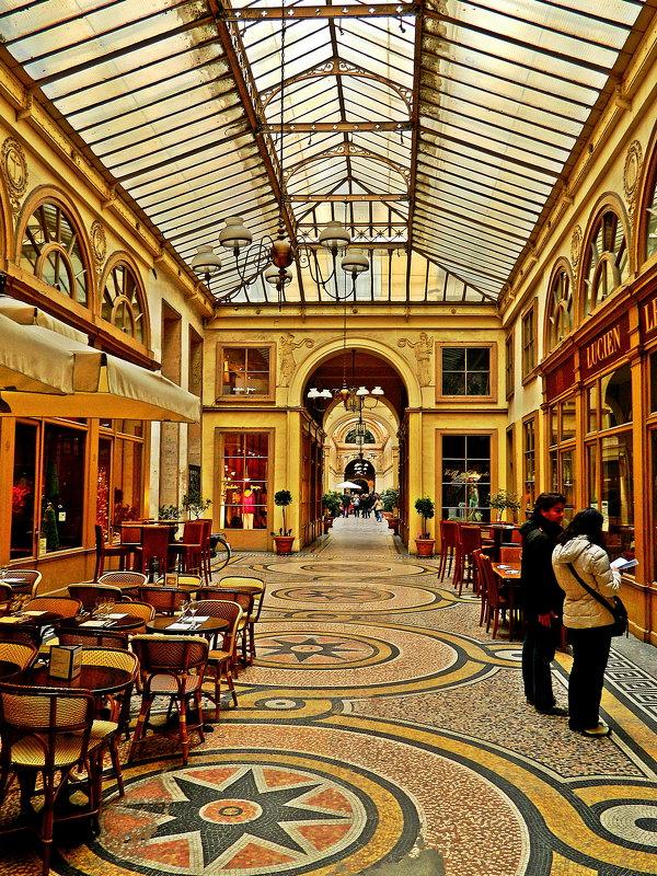 Пассаж в Париже - Александр Корчемный