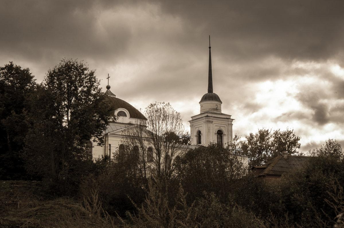 Тучи над храмом - Alexander Petrukhin