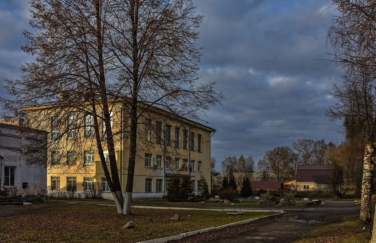 """Наш """"белый дом"""".) - Андрей"""